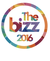 LOGOTIPO THE BIZZ 2016