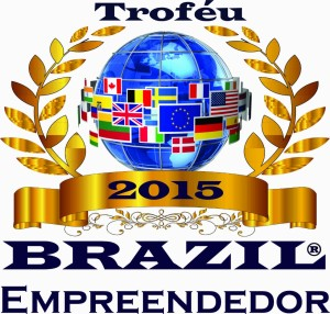 Selo BRAZIL Empreendedor 2015